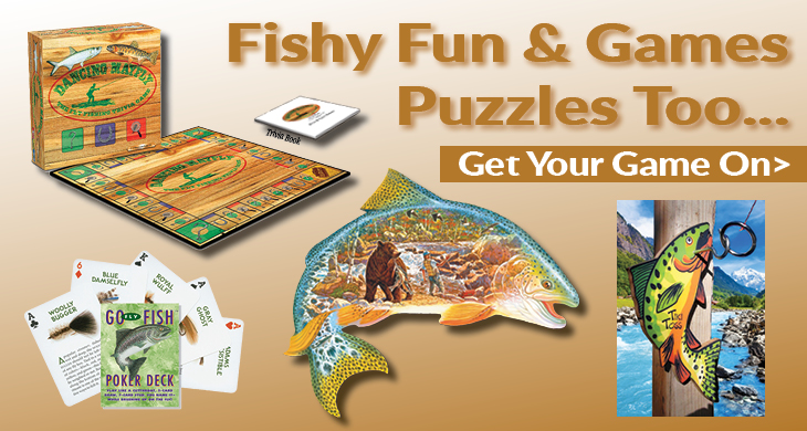 Fun Fly Fishing Gifts
