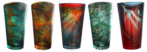 Designer Series Pint Glasses