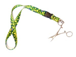 Wingo Fish Lanyards