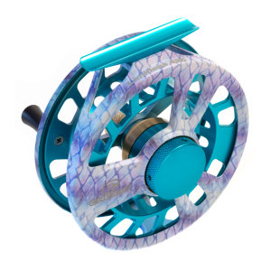 Limited Edition Hydro Dip Limitless 425 Tarpon Cheeky Fly Reel