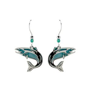 Trout Earrings