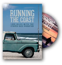 Running the Coast: 1000 Miles with the Striped Bass Migration