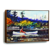 Backcountry Trout Wall Art