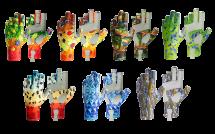 Sun Gloves Wearable Fish Art
