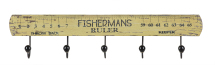 "Wood ""Fisherman's Ruler"""