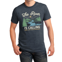 River Is Calling T-Shirt