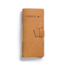 MAYFLY LEATHER FLY FISHING LOG