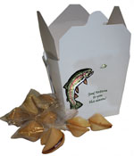 Fly Fishing Fortune Cookies