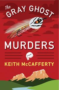 Gray Ghost Murders - Novel