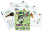 Poker Deck - Flies
