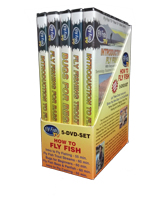 How To Fly Fish 5 DVD Set