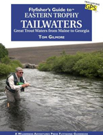 Flyfisher's Guide to Eastern Tailwaters: Great Trout Waters From Maine to Georgia