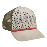 Trout Skin Trucker Hats