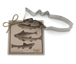 Fish Shaped Cookie Cutter