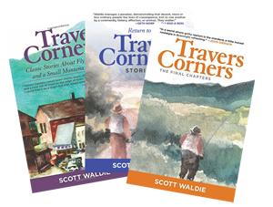 Travers Corners 3 Book Set