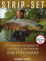 Strip Set Fly-fishing Techniques, Tactics, & Patterns for Streamers