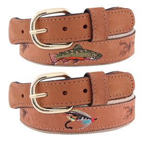 Leather Belt Collection