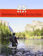 25 Best National Parks to Fly Fish
