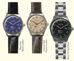 Classic Angler Wrist Watches